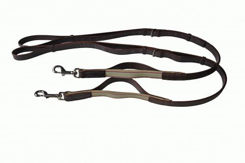 Side Reins Leather