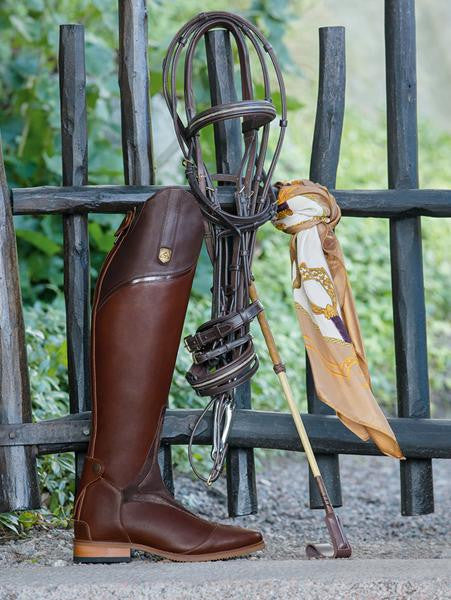 Mountain Horse Sovereign Long Boots BROWN
