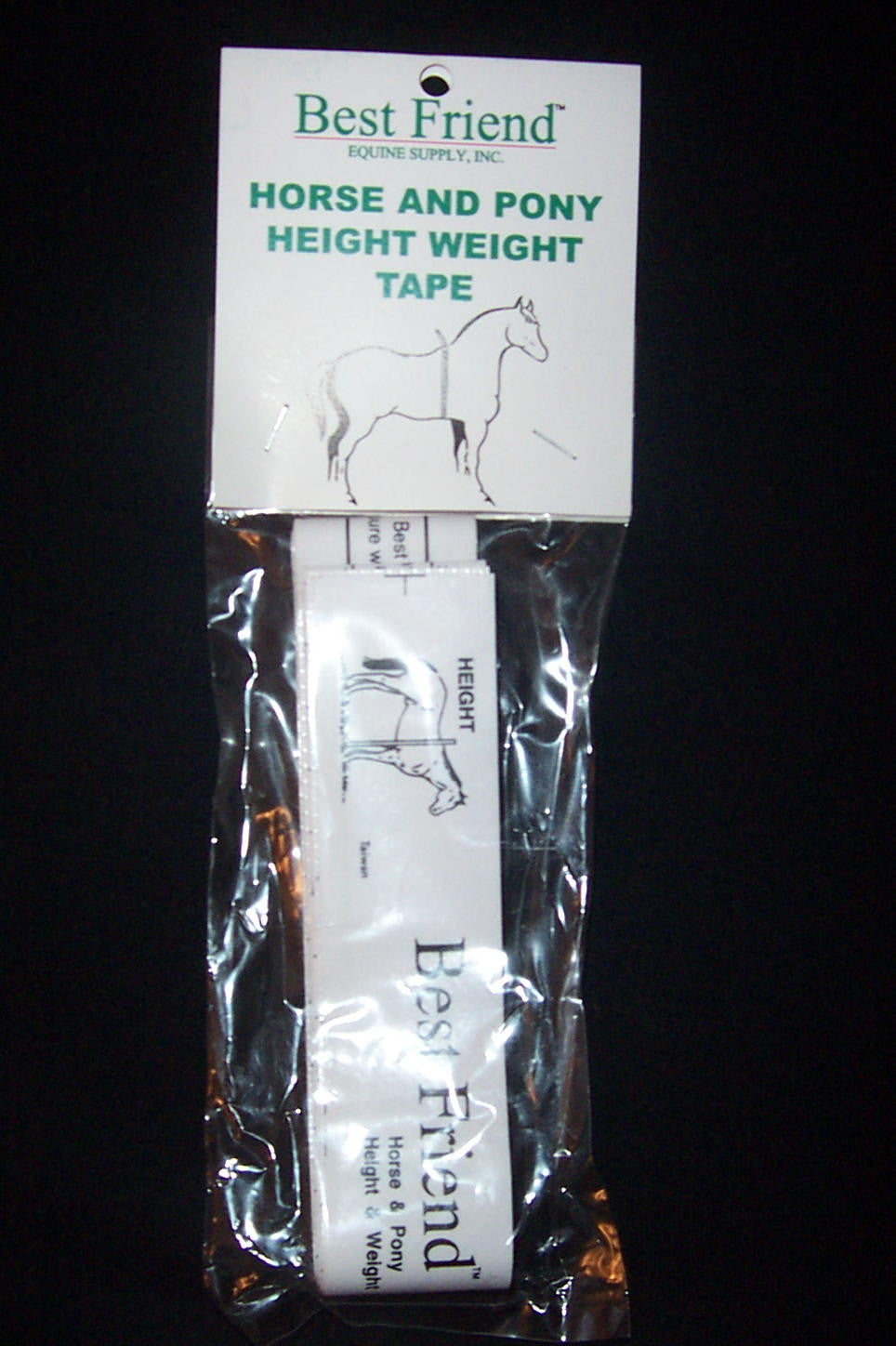 Weight/Height Measuring Tape