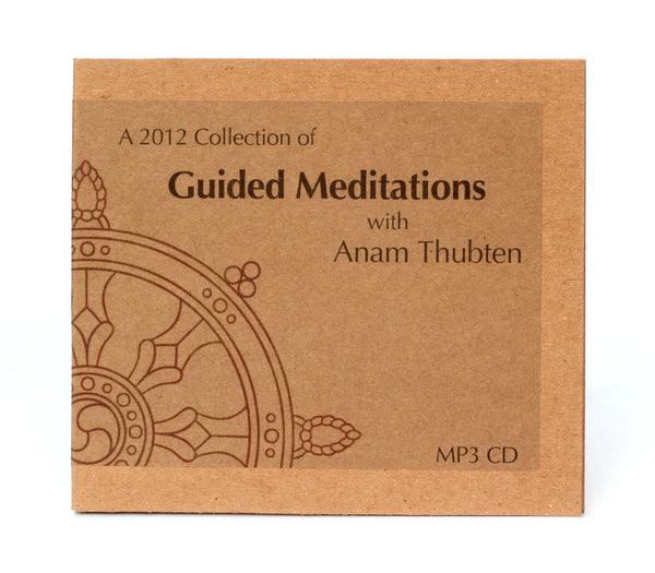 2014 Guided Meditations Collection with Anam Thubten