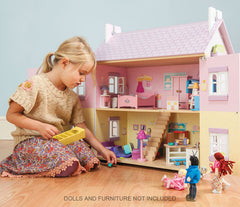 Lavendar House - Doll House