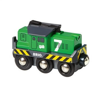 Brio Freight Battery Powered Engine