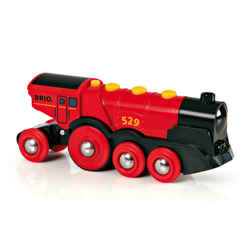 Brio Mighty Red Action Engine