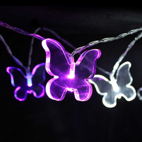 Delight Decor - Chain Electric Butterfly
