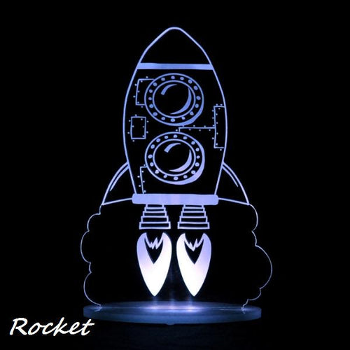 Delight Decor Dream Light - Rocket