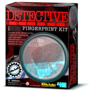 Detective Finger Print Kit