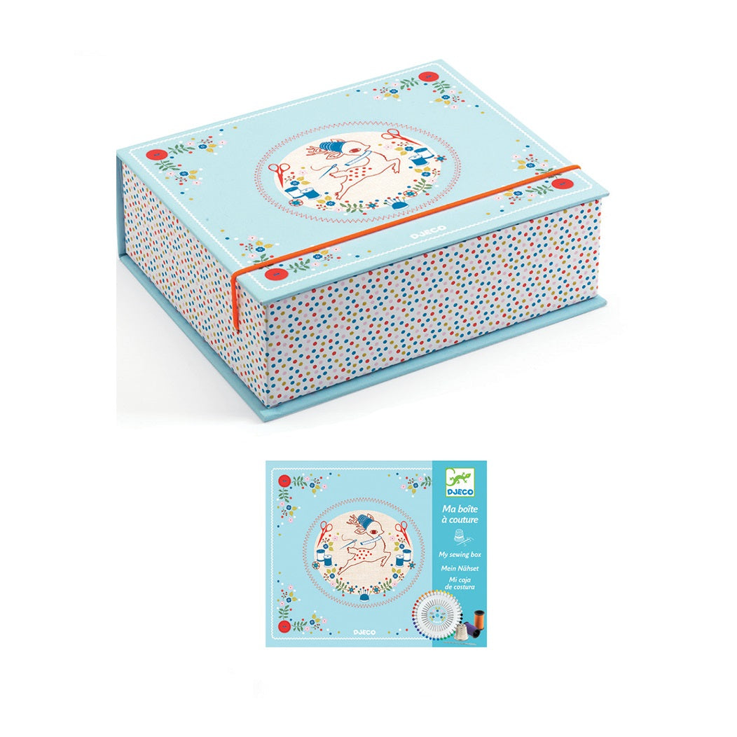 Djeco - My Sewing Box Needlework