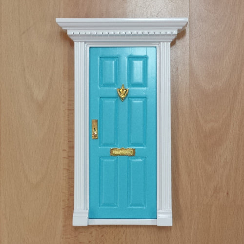 Elf Door - Pale Blue