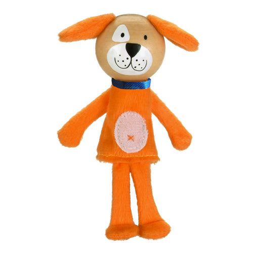 Fiesta Crafts Finger Puppet - Dog