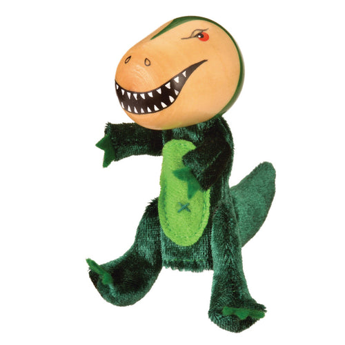 Fiesta Crafts Finger Puppet - T Rex