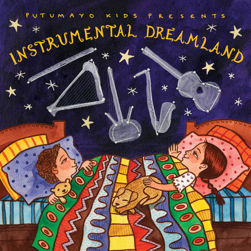 Putumayo Kids CD - Instrumental Dreamland