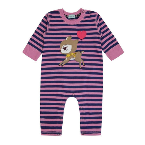 Lilly & Sid Little Deer Playsuit