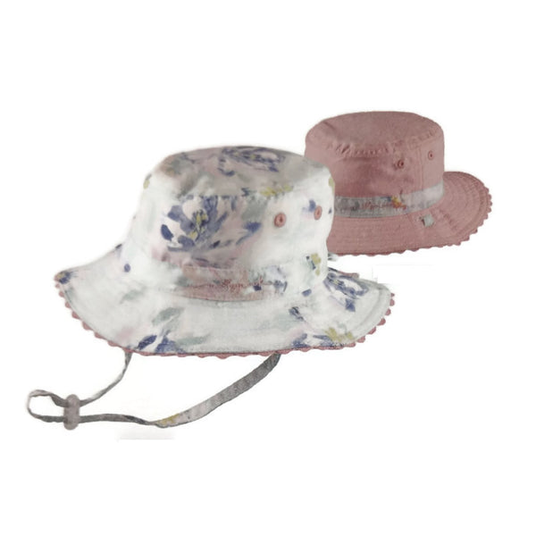 900e10f5c15 Millymook Bucket Hat - Blush