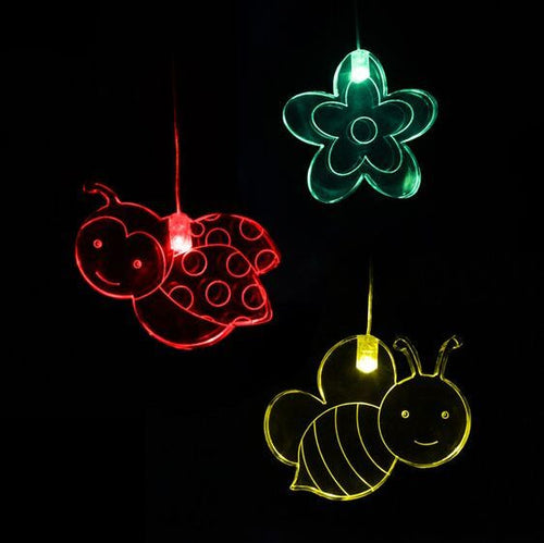 Delight Decor Light Mobile - Garden