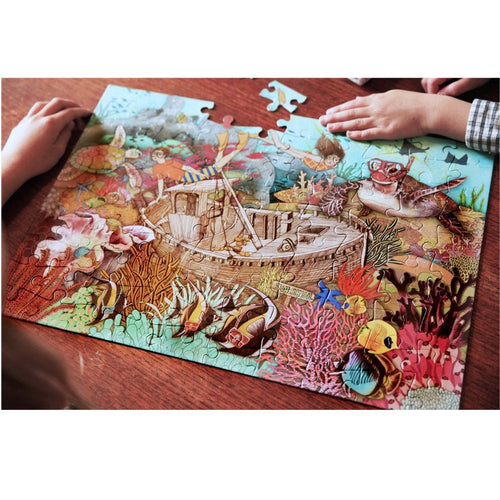Puzzle 100 piece - Great Barrier Reef