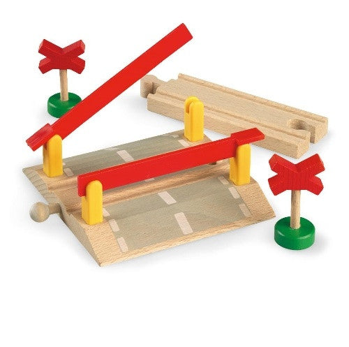 Brio Train set Railway Crossing