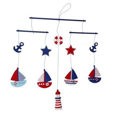 Hanging Mobile - Sailboat