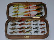 Deluxe Fly Box by Richard Wheatley