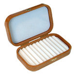 Deluxe Fly Box by Richard Wheatley with Flat & ripple Foam