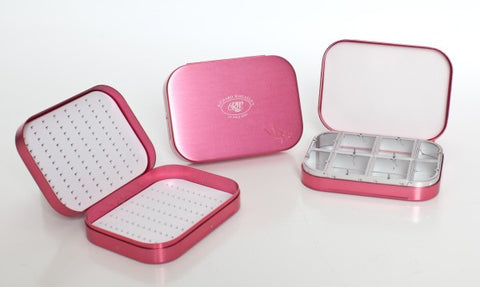 Lady Wheatley Rose Pink Fly Box