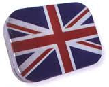 Richard Wheatley Union Jack Fly Box