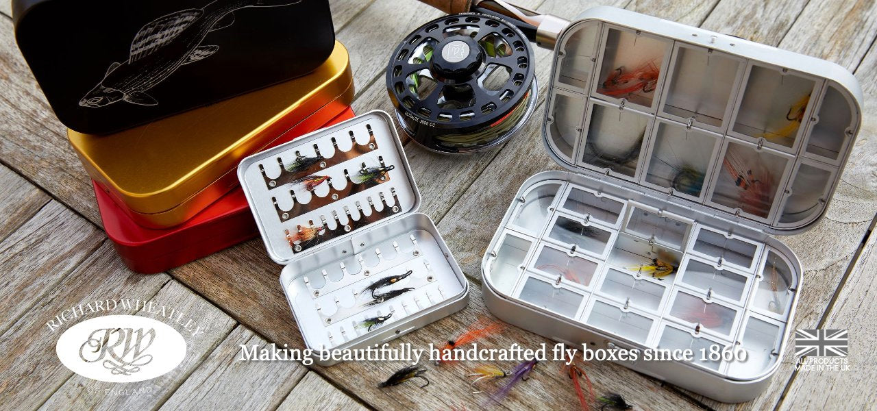 Besoke fly boxes