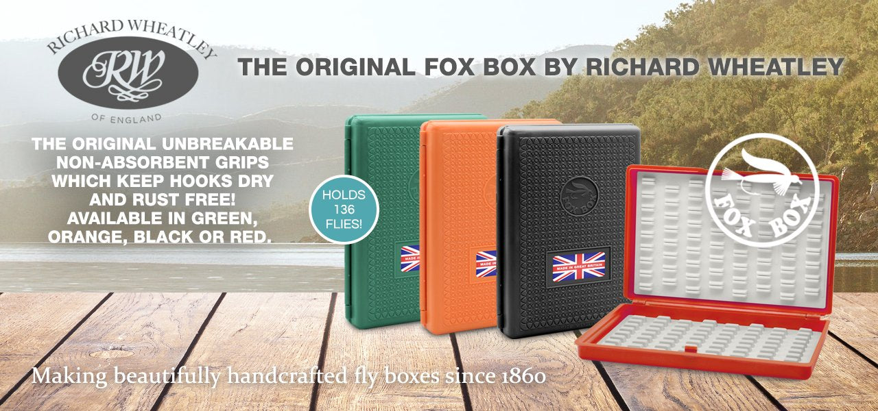 Fox Fly Box