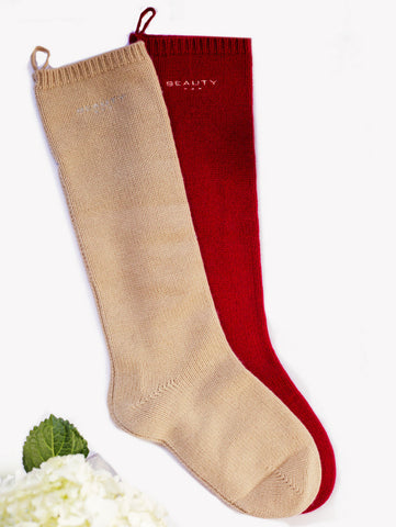 Cashmere Christmas Stockings
