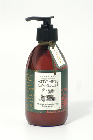 Kitchen Garden Hand Wash (Basil & Lemon Thyme) 300ml