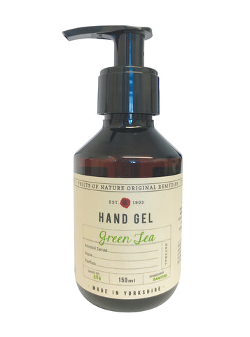 Fruits of Nature Green Tea Hand Sanitiser 150ml