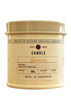 Fruits of Nature Candle 100g (option of six fragrances)