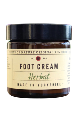 Fruits of Nature Herbal Foot Cream 60ml