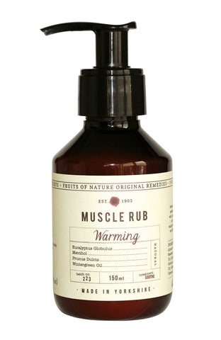 Fruits of Nature Muscle Rub 150ml