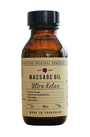 Fruits of Nature Massage Oils 50ml