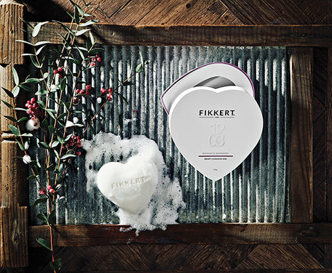 Fikkert 1903 Heart Cleansing Bar