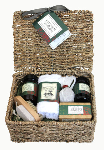 Kitchen Garden After the Day Gift Basket (an assortment of products)