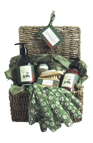 Kitchen Garden Gardeners Gift Basket (assortment of products)