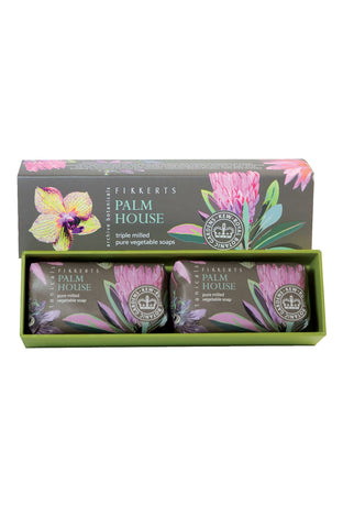 Royal Botanic Gardens, Kew - Palm House Vegetable Two Soap Gift