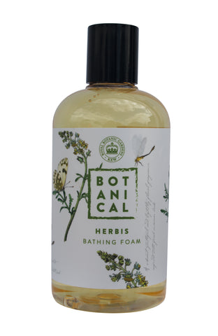 Herbis Bathing Foam