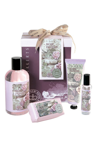 Royal Botanic Gardens, Kew - Rose Figuier Luxury Gift Box (assortment of products)