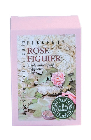 Royal Botanic Gardens, Kew - Rose Figuier Vegetable Soap 100g