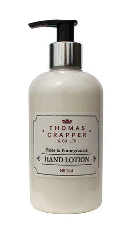 Rose & Pomegranate Hand Lotion
