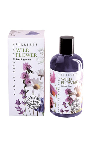 Royal Botanic Gardens, Kew - Wild Flower Bathing Foam 300ml