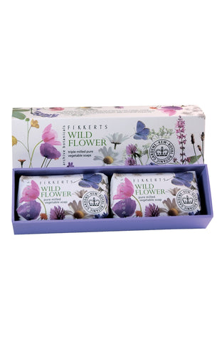 Royal Botanic Gardens, Kew - Wild Flower Two Soap Gift