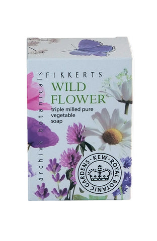 Royal Botanic Gardens, Kew - Wild Flower Pure Vegetable Soap 100g