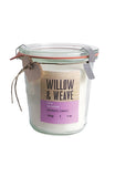 Willow & Weave Small Candle (available in six fragrances)