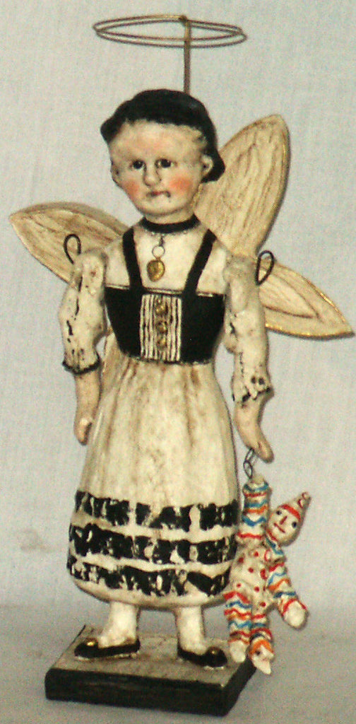 Angel Fairy Doll - Kitty's Ltd.