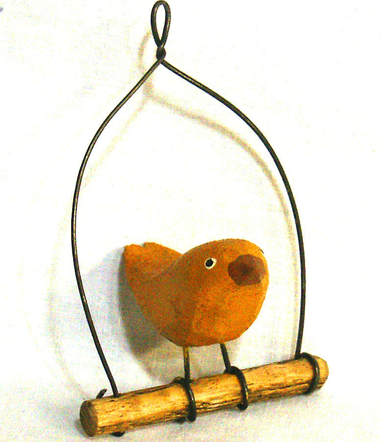 Bird on a Swing