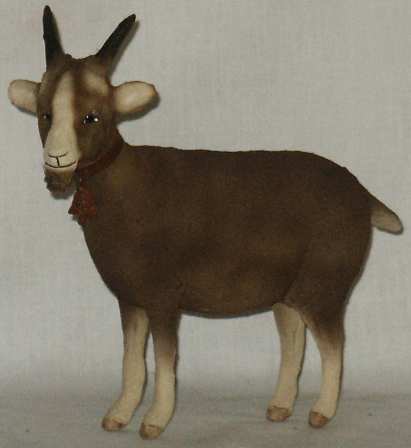 Large Brown Goat - Kitty's Ltd.