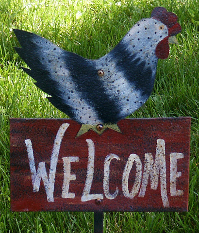 Chicken Welcome
